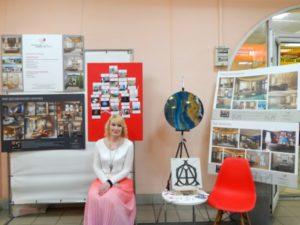 выставка готовых интерьеров в Калибре