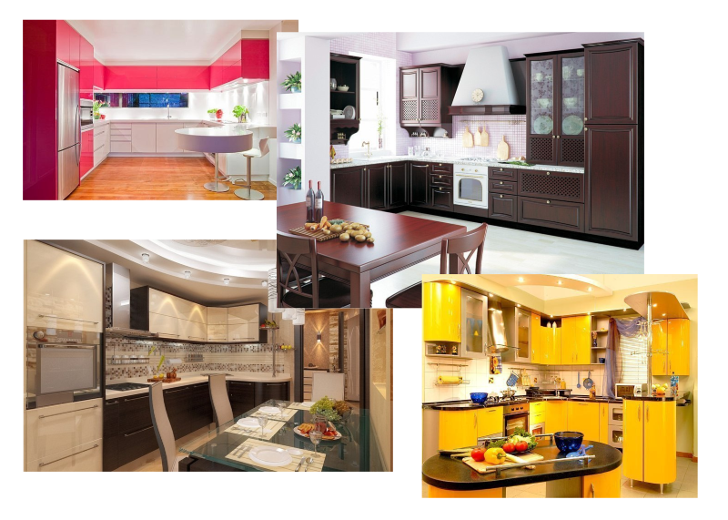 кухни от Family-мебель