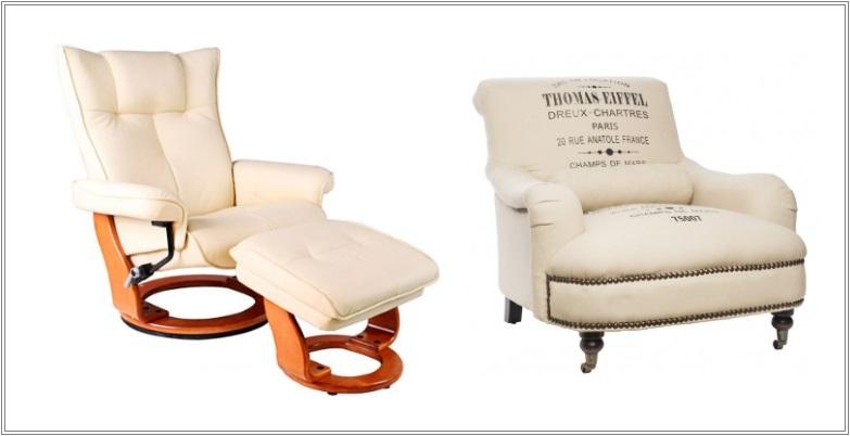 кресла с дополнительными механизмами
