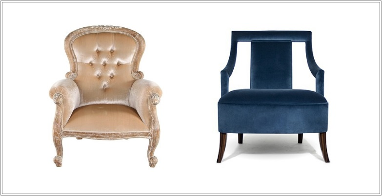 выбор обивки кресла