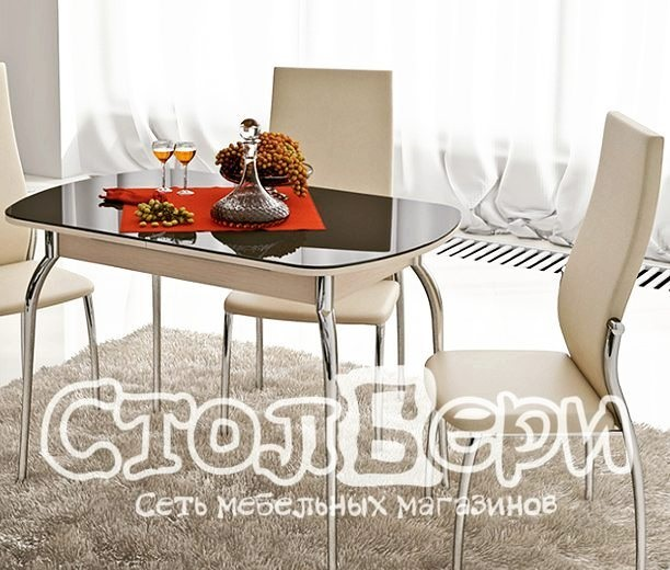 СтолБери, стол, стулья
