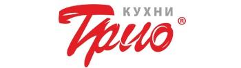 """логотип """"Трио"""" кухни"""