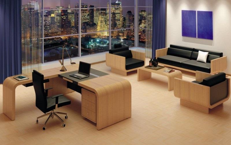 мебель для офиса, приёмная, комната переговоров