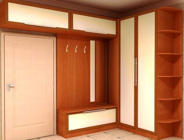 шкафчики над дверью
