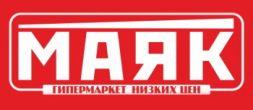 Логотип Маяк гипермаркет